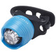 RFR Diamond HQP Bike Light white LED blue/black